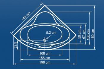 Cada 140x140 cm Menorca1