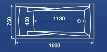 Cada 160x75 cm Viena1