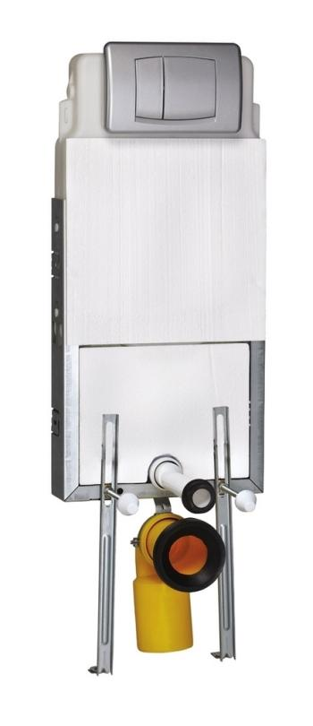 Rezervor incastrat cu functie Dual Flush