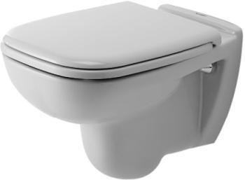 Vas WC suspendat 540 x 355 mm D-code0