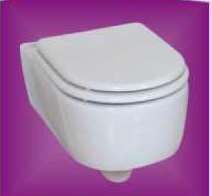 Vas WC suspendat 550 x 365 mm Quid0