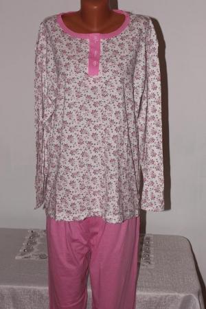 Pijama damă roșie