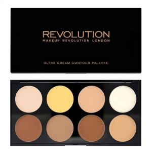 Revolution Ultra Cream Contour Paleta