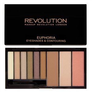 Revolution Euphoria Eyeshades and Contouring