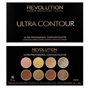 Makeup Revolution Bronzer Palette Ultra Contour