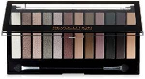 Makeup Revolution Redempt.Palette Romantic Smoke
