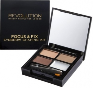 Makeup Revolution Focus&Fix Brow Light Mediu