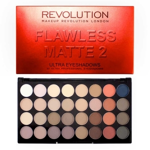 Revolution Flawless Matte 2 - 32 Eyeshadow