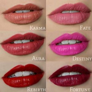 Revolution Lip Euphoria Fate