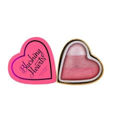 I Heart Makeup - Blushing Hearts Bursting with love