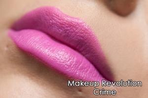 Makeup Revolutio Scandalous Ruj de buze