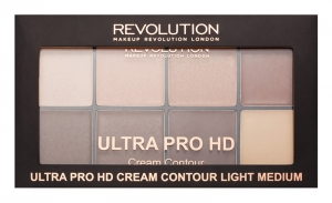 REVOLUTION Ultra Pro HD Light Medium Crema Contur Fata