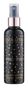 Revolution Spray de fixare si stralucire Makeup-Pro Fix