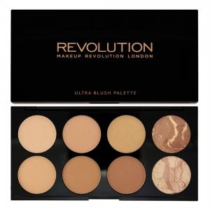 Revolution All About Bronze Blush Paleta