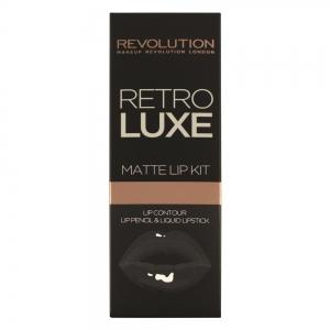 REVOLUTION Retro Luxe Kits Matte Magnifcent