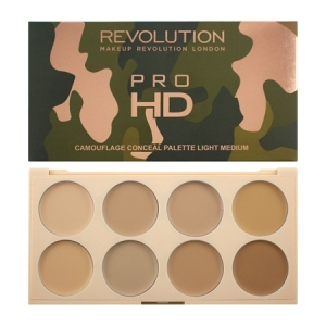 Revolution Ultra Pro HD Camouflage Light Medium Conceal