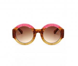 Ochelari de Soare Rotunzi Roz0