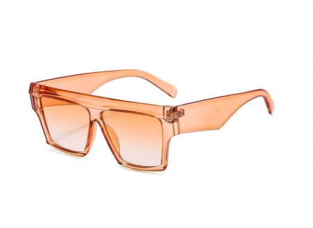 Ochelariide Soare Portocalii Oversized0