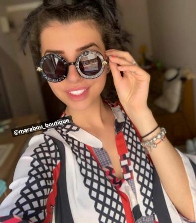 Ochelari de Soare Rotunzi cu Albina32