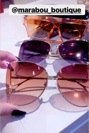 Ochelari de Soare Supradimensionati Maro17