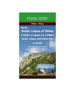 Harta Dimap Muntii Gutai, Lapus, Tibles
