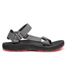 Sandale Teva Winsted Solid Black Red