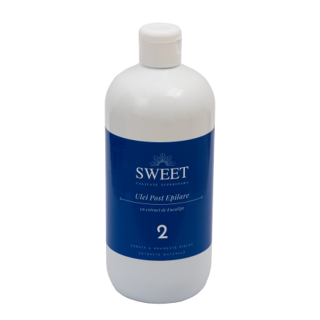 Ulei post epilare eucalipt Sweet 500ml