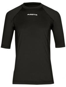Bluza corp neagra maneca scurta ideala confort termic - Masita.ro