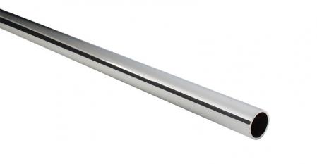 Bara pentru umerase rotunda D: 25 mm, lungime 1 m