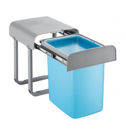 Cos de gunoi incorporabil Aladin cu un compartiment x 16 litri