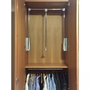 Lift pentru haine GeMax 830 mm-1150mm MG-CT22