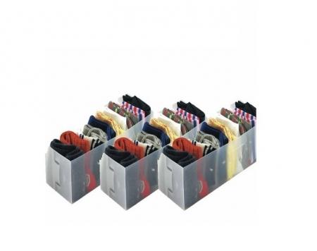 Set 3 organizatoare pentru sertar