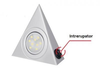Spot triunghi LED