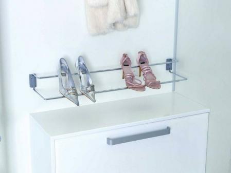Suport pentru pantofi extensibil pe latime