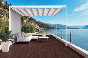 Pergola retractabila 80x40