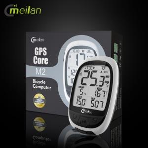 Ciclocomputer cu GPS Meilan M2
