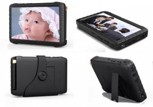 """Mini DVR portabil 5"""", detector miscare, 12 ore autonomie"""