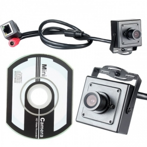 Mini camera ip de supraveghere ,720P , 1 Mp ,profesionala XSIPCAMHD