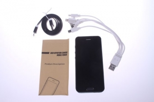 Camera spion cu senzor miscare -  infrarosu mascata in Baterie Externa USB 1080p, 32 gb