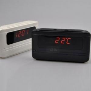 Ceas de birou cu camera  spion HD  5 Mp , senzor de miscare , 32 Gb JSCM083