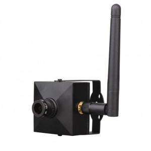 Microcamera pentru spionaj ip, HD, WI-FI, 2MP - Model Profesional XSIPCAMWIFIHD