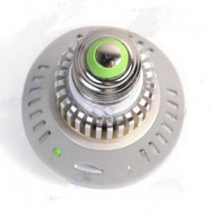 Bec spion camera video, 32 Gb, acumulator si senzor de miscare
