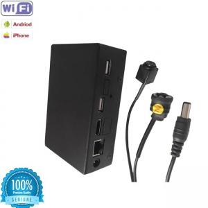 Microcamera IP Spion Profesionala cu Microfon | 6 Luni Inregistrari | Senzor de miscare | Aplicatie Dedicata | Inregistrare Ciclica | Camera X-tend pentru o mai buna camuflare | BlackBoxMaxIP88