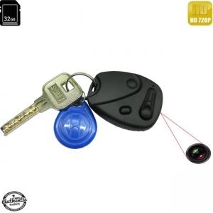 Breloc camera spion wi-fi p2p, 1280x720p, senzor de miscare activabil/dezactivabil