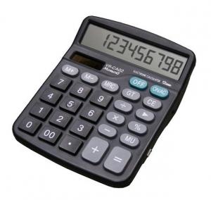 Calculator de birou reportofon spion 72 de ore  VR-CA02