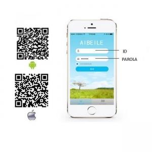 Ceas smart cu GPS, SOS, functie Geofence pentru urmarire copii, batrani, GPSGOC515