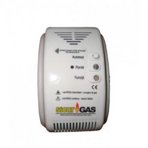 Detector de gaz cu reportofon incorporat 4Gb - 71 ore spion, detectie voce