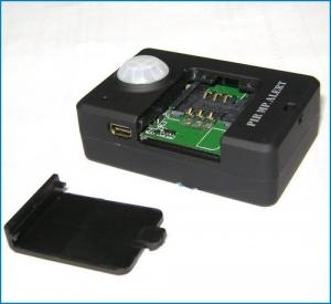 Microfon spion GSM cu senzor miscare si autonomie 30 de zile