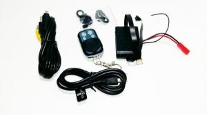 Modul minicamera de spionaj integrabila cu 2 lentile (filmare bidirectionala ) telecomanda, senzor miscare, 32Gb  MODCSDUBLE720