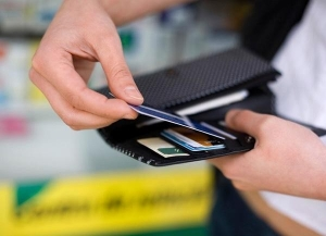 Reportofon spy programabil profesional mascat in card bancar , 1.5 mm Colibri